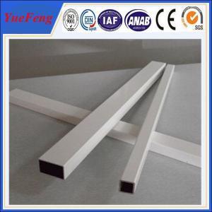Buy cheap China powder coated aluminum tube price,oval aluminum tube fence manufacturer product