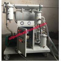 Buy cheap Portable Insulating Oil Purifier, Switchgear Oil Moisture Separator Equipment,Cable Oil Degaifier,transformer refining from wholesalers
