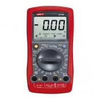 Buy cheap Uni-T Ut105 Automotive Digital Multimeter With 4 / 6 / 8 Cyl Dwell Angle product