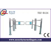 Buy cheap Exit / entrance Turnstile Barrier Gate with RS485 for Gateway Guard , Charge Management from wholesalers