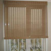 Buy cheap Natural Grain Outdoor Patio Bamboo Roll Up Shades Insect Resistant from wholesalers