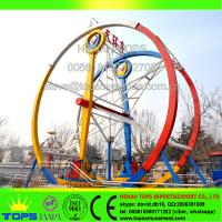 Buy cheap HENAN TOPS Amusement Park Equipment Machine The Direct Ferris Ring Car from wholesalers