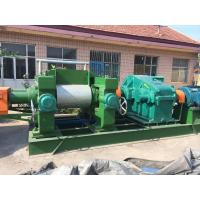 China Used Tire Grinding Machine/Waste Tyre Cutting Line/Rubber Powder Producing Plant on sale