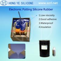 Buy cheap Addition cure electronic potting silicone rubber from wholesalers