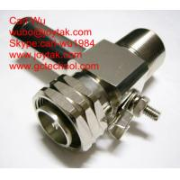 Buy cheap Outdoor Antenna Surge Arrestors Lightning Protection 7/16 DIN Male to Female DIN-JK-4 from wholesalers