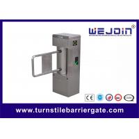 Buy cheap Traffice Light  Access Swing Barrier Gate For Indicating Passenger Access from wholesalers
