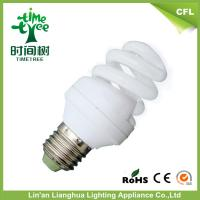 Buy cheap LED Replacement CFL Full Spiral 18w 20w Energy Saving Light Bulbs 5500k 6500k Fluorescent Light from wholesalers