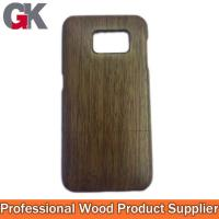 Buy cheap Walnut wood cell phone case for Samsung Galaxy S6 from wholesalers