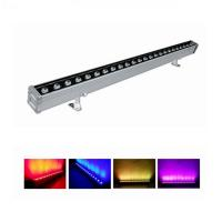 Buy cheap High Power Wall Mounted Linear LED Lighting , Energy Conservation Wall Washer Uplight from wholesalers