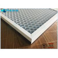 Buy cheap Curtain Wall Aluminum Honeycomb Core Board With High Strength Expanded from wholesalers