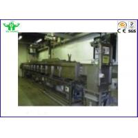Buy cheap ASTM E84 Building Materials Surface Burning Characteristics Test Apparatus from wholesalers