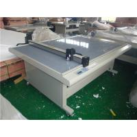Buy cheap Digital Preprint Flatbed Digital Cutting Machine Laser Position Low Maintenance Cost from wholesalers