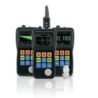 Buy cheap A-Scan Echo to Echo mode Ultrasonic Thickness Gauge, Portable Thickness Meter, NDT from wholesalers