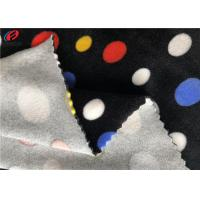 Buy cheap Home Textile Spandex Velvet Knitting Fabric Print Velboa Fabric For Baby Use from wholesalers