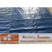 Buy cheap Noise absorption and insulation PP plus PET materials Temporary Noise Barriers Manufactuer from wholesalers