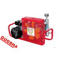 Buy cheap Diving breathing using high-pressure air compressor in China from wholesalers
