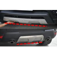 Buy cheap RANGE ROVER SPORT 2013 Car Bumper Protector , Stainless Steel Bumper Skid from wholesalers