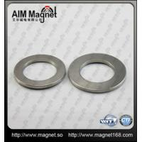 Buy cheap small NdFeB ring magnets D16xd7x2mm N35 from wholesalers