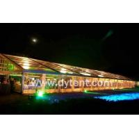Buy cheap Party Tent with Transparent Wall from wholesalers