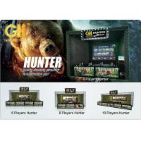 Buy cheap Interactive Shooting Simulator GamesMachine For 5-8 Players / One Year Warranty product