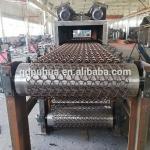Buy cheap Mesh Belt Stone Cleaning Shot Blasting Equipment Pass Through Abrasive Blasting Equipment from wholesalers