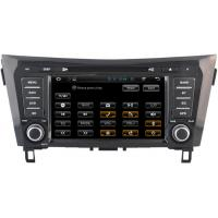 Buy cheap Audio Stereo Car GPS Navigation System / 2014 - 2017 Nissan Rogue Vehicle DVD Player from wholesalers