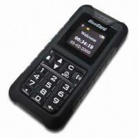 Buy cheap RFID Guard Tour System with LCD Display, Supports Phone Calls and SMS from wholesalers