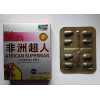 Buy cheap Herbal Male Sexual Enhancement Pill Herbal Supplements Postpones Ejaculation Time from wholesalers