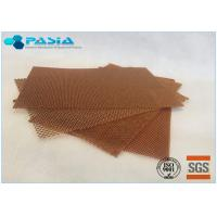 Buy cheap Fire Retardant Aramid Honeycomb Panels For Military Shelters Halogen Free from wholesalers