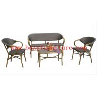 Buy cheap Outdoor furniture/bamboo like furniture BZ-SB001 from wholesalers