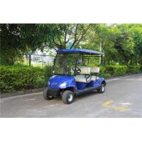 Buy cheap Engineering Plastic Body Electric Golf Carts, Max.speed 24km/h Electric Club Car from wholesalers