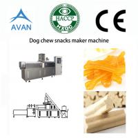 Buy cheap Automatic dog chews food processing line from wholesalers