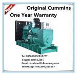 Buy cheap 510KVA Cummins diesel generator set from wholesalers