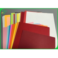 Buy cheap A3 A4 Sheet Bristol Paper Vert / Rose / Jaune Colorful Paper Board 180G 220G from wholesalers