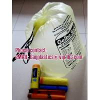 Buy cheap Super Big Trash Bags 96 Gallon,Kitchen Bath Bedroom Car Trash Can, Office Waste Bin Liners Unscented,White,60 Count (8 G from wholesalers