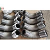 Buy cheap Flange Connection Stainless Steel Alloy 90 Degree 1.4418 Pipe Fitting Elbow from wholesalers