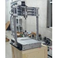 Buy cheap Customized Bigger working size cnc machine AMAN 3040CH300 4axis 800W CNC router from wholesalers