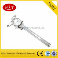 Buy cheap Two Direction Stainless Steel Dial Caliper Vernier Caliper Height Gauge Shock-protected from wholesalers