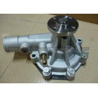 Buy cheap S4S 32A45-00010 Engine Water Pump Mitsubishi / Excavator Engine Parts from wholesalers