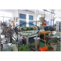 Buy cheap Glass-Reinforced PP Compounds Long Fibre coated with plastic  LFT-G granules extrusion machine from wholesalers