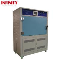 Buy cheap 500 L UV Test Chamber Aging Lamps For Temperature Shining Strength Humidity from wholesalers