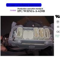 Buy cheap 09150006103 Harting connector and wire harness(Crimping+assembly)Custom processing from wholesalers