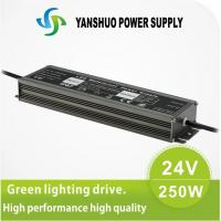 Buy cheap IP67 250W LED Driver Power Supply 24V DC With Constant Voltage from wholesalers