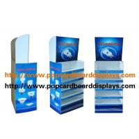 Buy cheap New Design Cardboard Display Stand for LED bulbs With Dividers from wholesalers