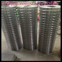 Buy cheap 28 Gauge stainless steel Welded Wire Mesh / 2x2 Welded Wire Mesh/1x1 Stainless Steel Welded Wire Mesh from wholesalers
