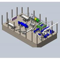 Buy cheap Industry Poultry Waste Rendering Plant / Animal Rendering Machine Cook Crush Process from wholesalers