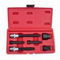 Buy cheap 6-piece Alternator Freewheel Pulley Removal Tool Set from wholesalers