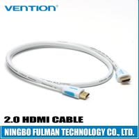 Buy cheap HDMI CABLE High Speed with Ethernet 1Meter , Oxgyen Free Copper from wholesalers