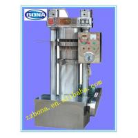 Buy cheap The vegetable oil pressing machine from wholesalers