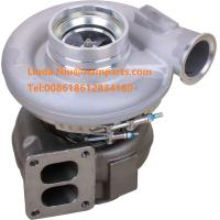 Buy cheap Stock VOLVO D12 Articulated Truck Turbo HX55 4037344 11423084 11423085 11423338 3587945 Turbocharger from wholesalers